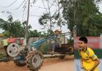 Căn nhà heo hút giữa đồng và tuổi thơ đói nghèo của Xuân Mạnh U23