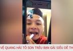 Clip: Tiền vệ Quang Hải điệu đà tô son đốn tim người hâm mộ