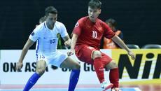 Kết quả thi đấu giải vô địch Futsal châu Á 2018