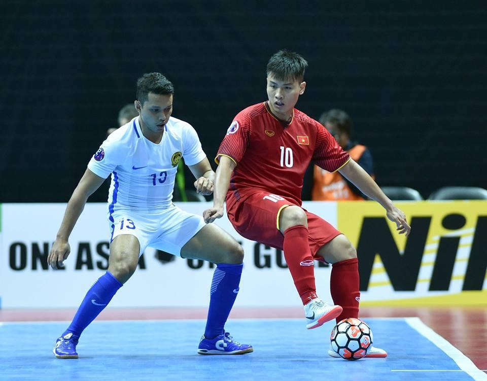 Link xem trực tiếp futsal Việt Nam vs Malaysia, 15h30 ngày 1/2