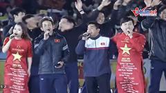U23 Việt Nam và tình yêu âm nhạc!