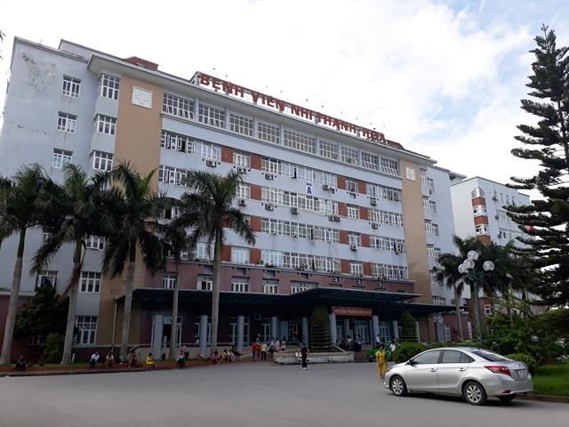 bệnh nhi, vết thương lạ, Bệnh viện Nhi Thanh Hóa, tử vong bất thường