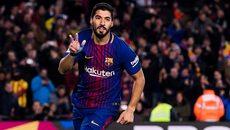"""Suarez """"nổ súng"""", Barca đặt 1 chân vào chung kết Cúp Nhà vua"""