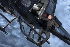 Tom Cruise hành động tăng cấp trong 'Nhiệm vụ bất khả thi 6'