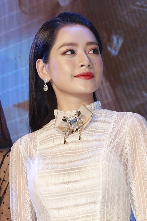 Chi Pu hội ngộ dàn sao Hàn ngày công chiếu phim