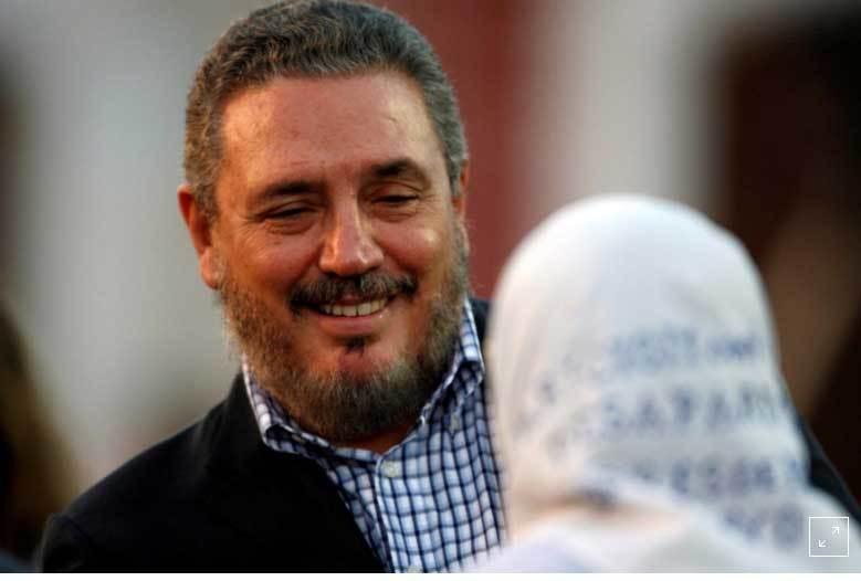 Con trai ông Fidel Castro tự vẫn