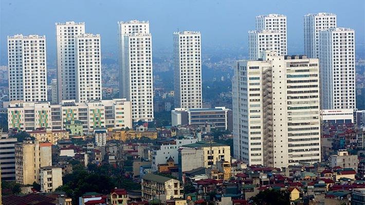 chỉ số giá bất động sản, bất động sản 2018, bất động sản Hà Nội, giá chung cư