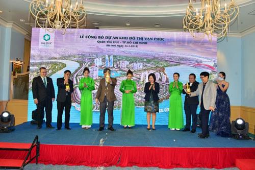 Khu đô thị sinh thái Sài thành hút khách Thủ đô