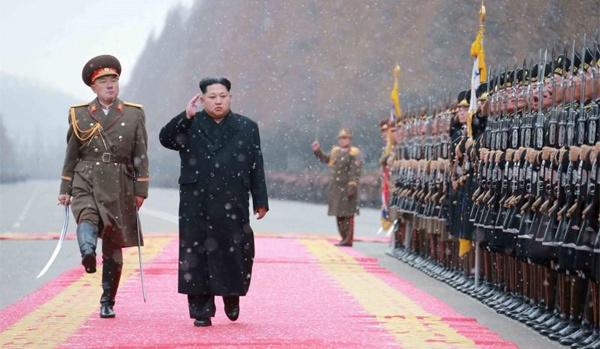 Triều Tiên sẽ không 'ngồi im' nếu Mỹ tập trận