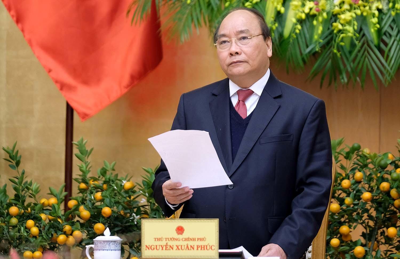 U23 Việt Nam, Thủ tướng, Nguyễn Xuân Phúc, họp Chính phủ