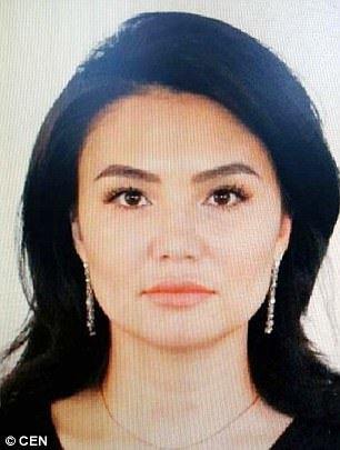 của quý, Kazakhstan, ngồi tù