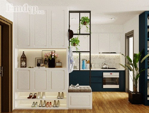 nhà đẹp, trang trí nhà, thiết kế căn hộ