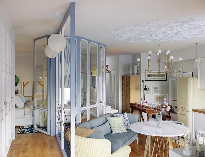 nhà đẹp, thiết kế nhà, mẫu căn hộ đẹp