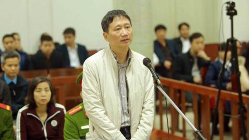 Xử Trịnh Xuân Thanh: Ai cũng chối tội, bị cáo giúp sức cho ai?