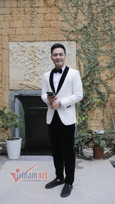 MC Phan Anh từng nhiều lần bị ép rượu ngày Tết