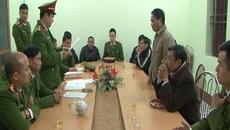 Hàng loạt cựu cán bộ xã lạm quyền bán đất bị bắt