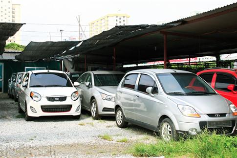 ô tô cũ, giá ô tô, mua ô tô cũ, xe cũ