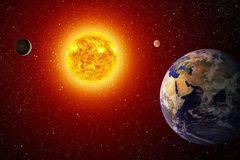10 điểm thú vị về Mặt trời bạn có thể chưa biết