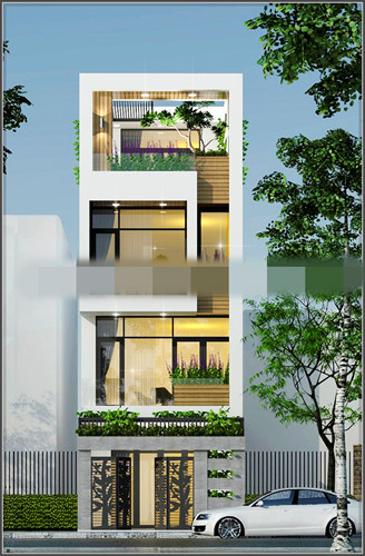 Top 15 mẫu thiết kế nhà phố đẹp