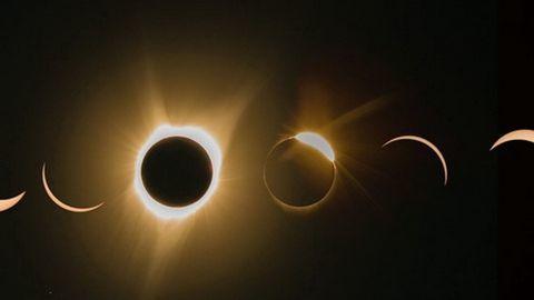 Khoa học tự nhiên,Hệ mặt trời,Nhật thực,Mặt trăng,Mặt trời