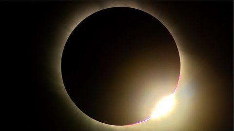 Khoa học tự nhiên,Hệ mặt trời,Nhật thực