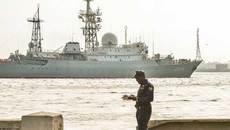 Mỹ làm gì khi thấy tàu do thám Nga gần bờ biển?