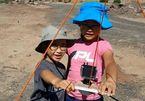 NASA thu thập dữ liệu về Nhật thực nhờ hai cô bé tiểu học