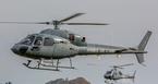 Hai trực thăng Pháp đâm nhau, 5 người chết