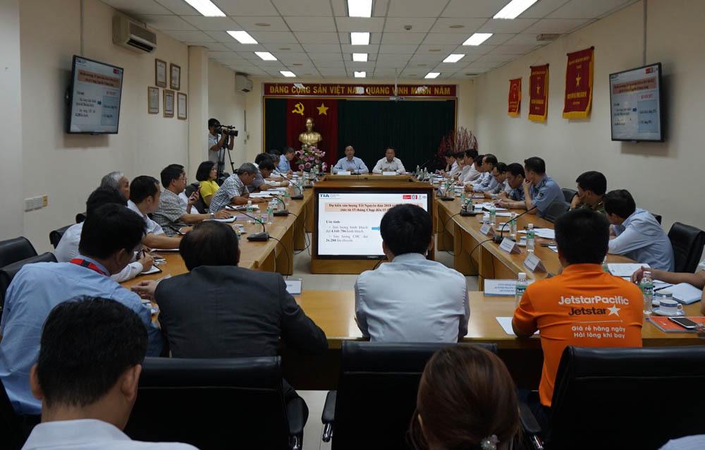 Sân bay Tân Sơn Nhất lên phương án chống kẹt xe dịp Tết