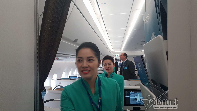 siêu máy bay,Airbus A350,sân bay Nội Bài
