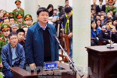 Ông Đinh La Thăng, Trịnh Xuân Thanh kháng cáo