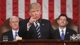 Thế giới 7 ngày: Ông Trump chuyển thông điệp tới toàn thế giới