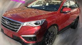 Loạt ô tô SUV 'made in China' đẹp 'long lanh' sắp đổ bộ thị trường