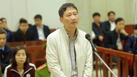 Xét xử Trịnh Xuân Thanh, Trịnh Xuân Thanh, PVC, PVP Land, tham ô, tham nhũng