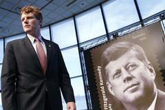 Ngôi sao mới nổi trên chính trường của gia tộc Kennedy