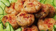 Cách làm chả thịt gà cho ngày Tết, thơm ngon không cưỡng nổi