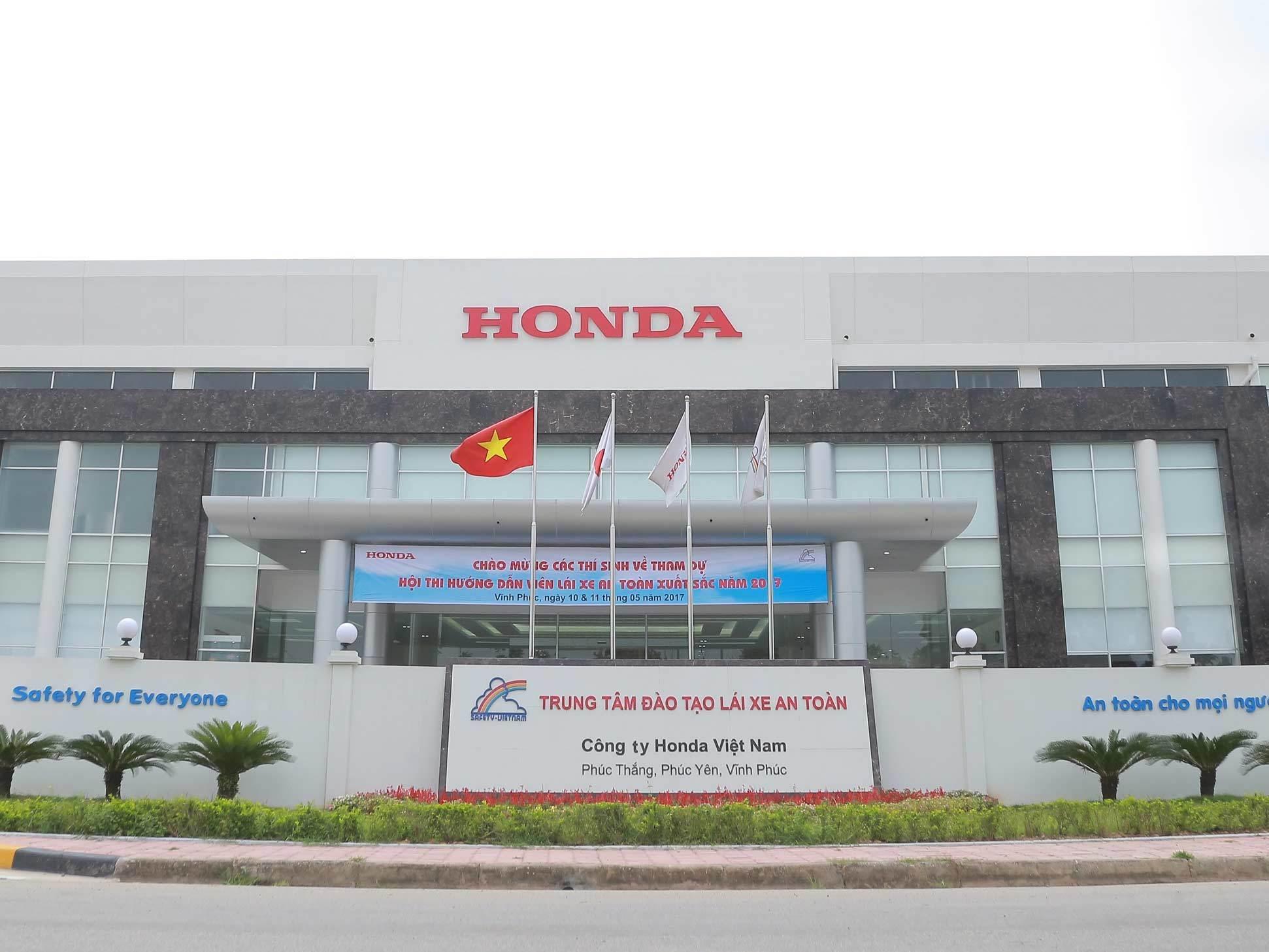 8 hoạt động Lái xe an toàn nổi bật của Honda