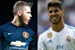 MU đổi De Gea lấy Asensio, Griezmann đòi về Barca