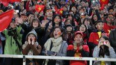 U23 Việt Nam khiến BTC lễ mừng công lao đao vì vé