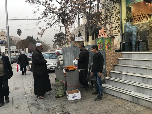 Niềm vui đi chợ Trung Đông - chợ của những người đàn ông
