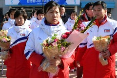 VĐV Triều Tiên dự Thế vận hội ở Hàn Quốc không được nhận quà đắt tiền?