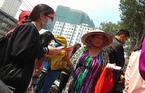 Cháy vé miễn phí giao lưu U23, CĐV Sài Gòn bị chào vé 'chợ đen'