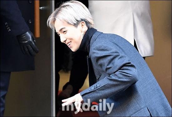 Loạt sao Hàn tham dự đám cưới của Taeyang và Min Hyo Rin