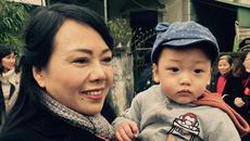 Con trai cố thiếu úy từ chối chữa ung thư giờ ra sao?