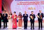 Trao giải Búa liềm vàng cho 54 tác phẩm báo chí