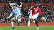Video bàn thắng MU 2-0 Huddersfield