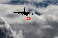 Chiến đấu cơ Nga rơi ở Syria, phi công bị giết