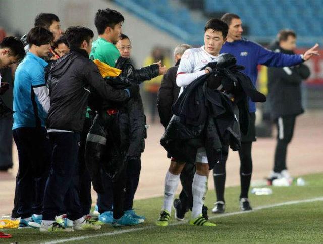 Xuân Trường, HLV Park Hang Seo, U23 Việt Nam