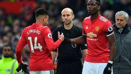 """Mourinho """"nói cho rõ"""" chuyện đẩy Pogba lên ghế dự bị"""