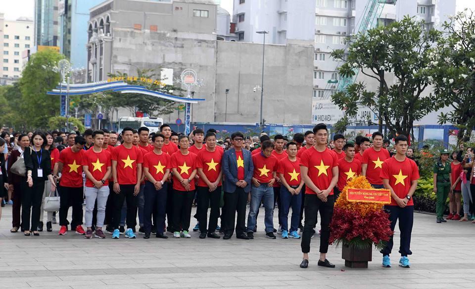 HLV Park Hang Seo, U23 Việt Nam, vé xem U23 Việt Nam, sốt vé, sân Thống Nhất, giao lưu với U23 Việt Nam